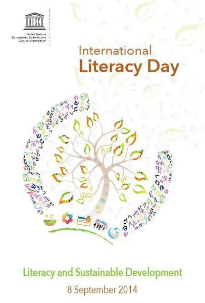 International Literacy Day 2014 Poster