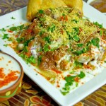 Chaat with Chutney
